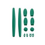 kit-borracha-verde-musgo-oakley-romeo-1-king-of-lenses