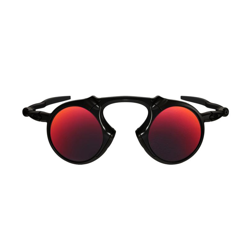 lentes-oakley-madman-dark-ruby-king-of-lenses