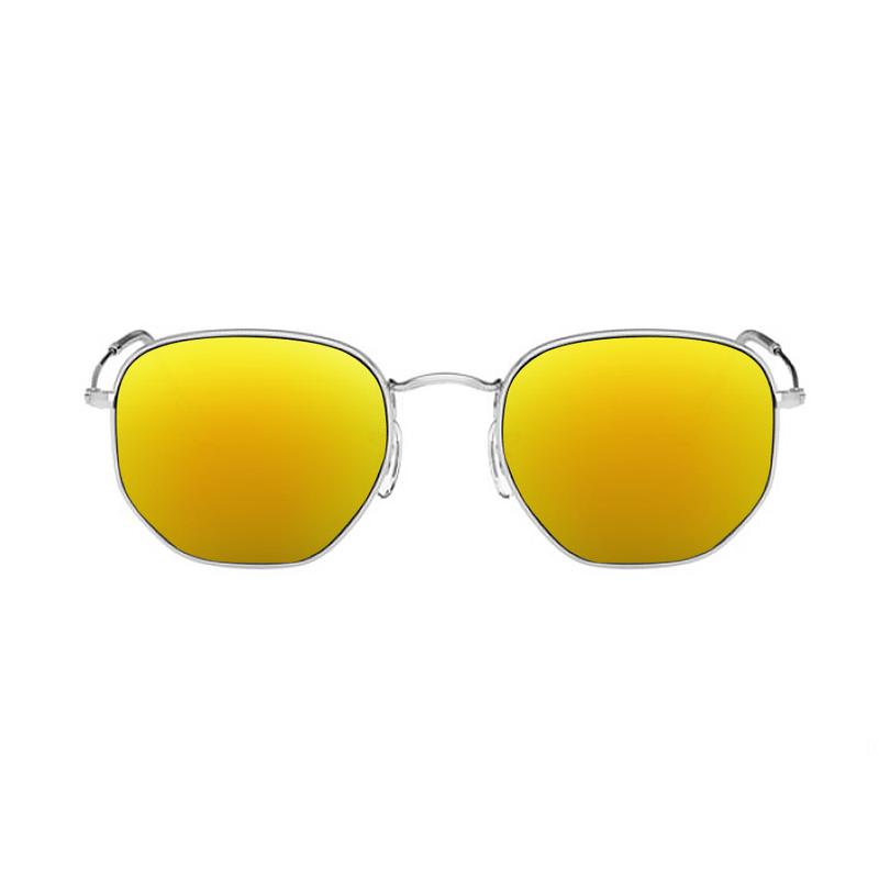 lentes-rayban-hexagonal-RB3548-yellow-sun-kingoflenses