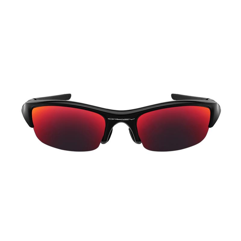 lentes-oakley-flak-jacket-dark-ruby-king-of-lenses