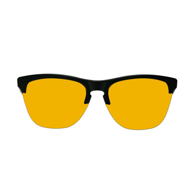 lentes-oakley-frogskins-lite-orange-noturna-king-of-lenses