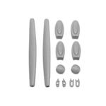 kit-borracha-cinza-oakley-romeo-1-king-of-lenses