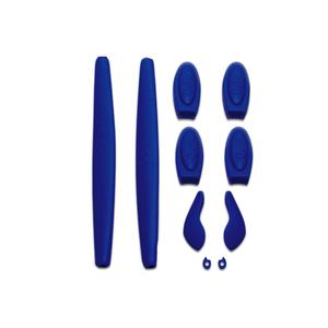 Kit de Borrachas para X-Squared - Azul Royal