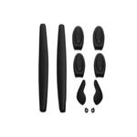 kit-borracha-preto-oakley-xsquared-king-of-lenses