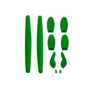 Kit de Borrachas para X-Squared - Verde Limão
