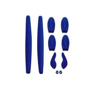Kit de Borrachas para Juliet - Azul Royal