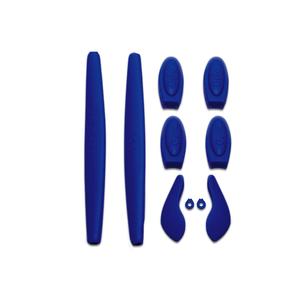 Kit de Borrachas para Double-X - Azul Royal