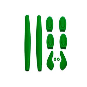 Kit de Borrachas para Double-X - Verde Limão