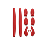 kit-borracha-vermelho-oakley-double-x-king-of-lenses