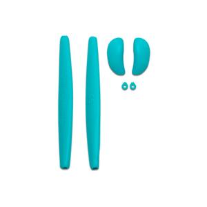 Kit de Borrachas para Penny - Azul Bebê