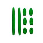 kit-borracha-verde-limao-oakley-mars-king-of-lenses