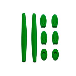 Kit de Borrachas para Mars - Verde Limão