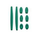 kit-borracha-verde-musgo-oakley-mars-king-of-lenses
