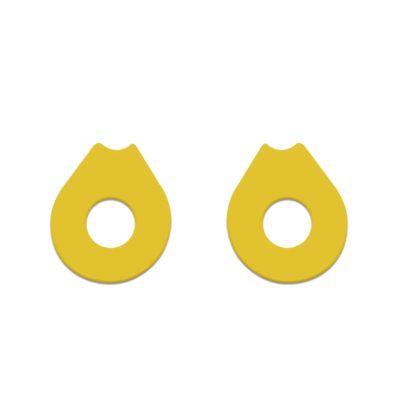 gasket-oakley-double-x-amarelo-king-of-lenses