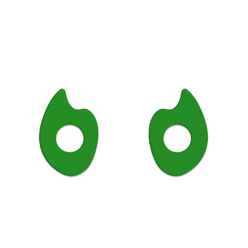 gasket-verde-limao-oakley-xsquared-king-of-lenses
