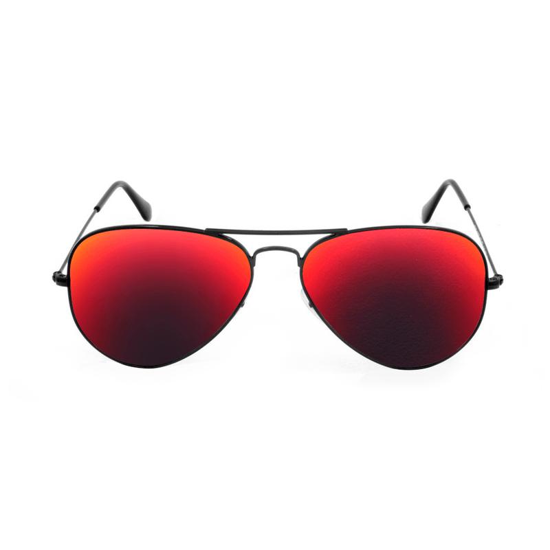 lentes-rayban-aviador-dark-ruby-king-of-lenses