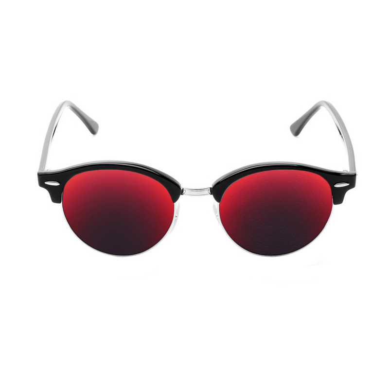 lentes-rayban-clubround-dark-ruby-king-of-lenses