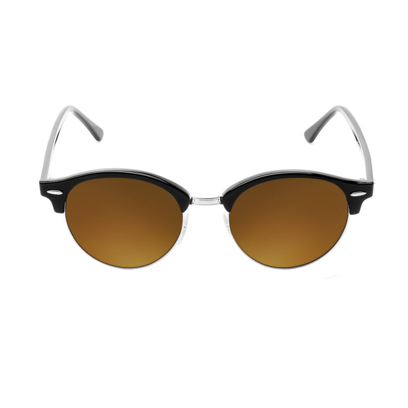 lentes-rayban-clubround-gold-king-of-lenses