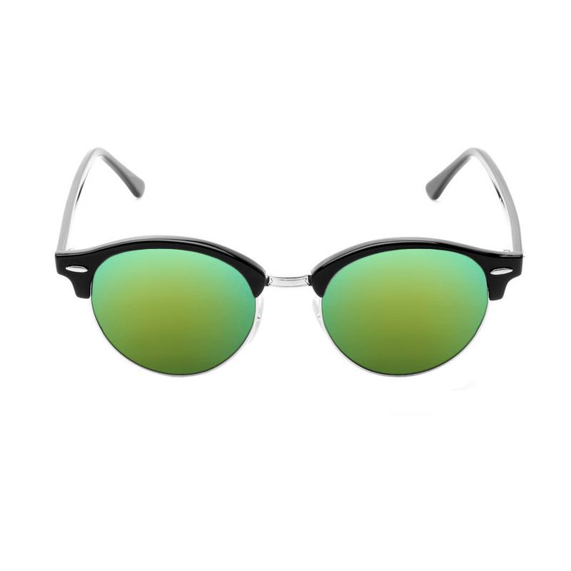 lentes-rayban-clubround-green-lemon-king-of-lenses