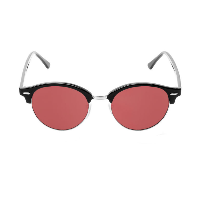 lentes-rayban-clubround-pink-prizm-king-of-lenses