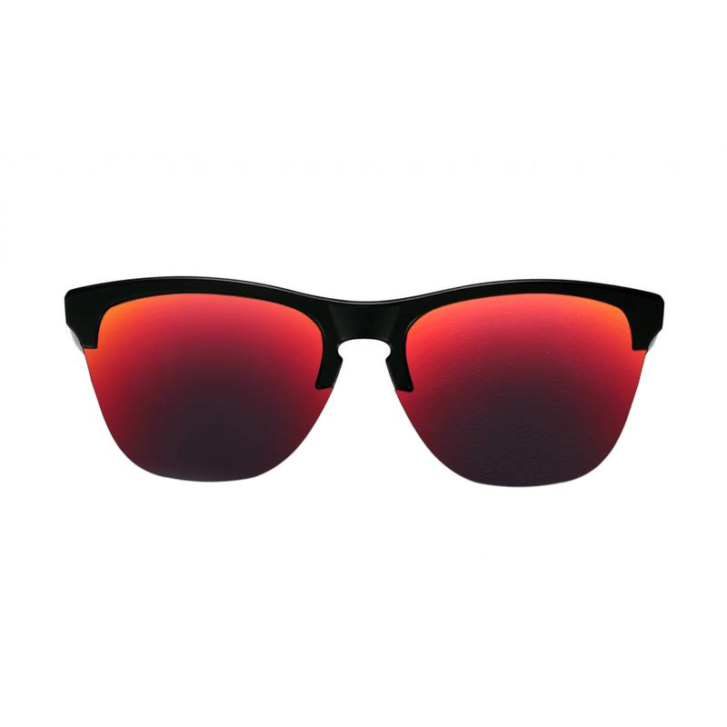 lentes-oakley-frogskins-lite-dark-ruby-king-of-lenses
