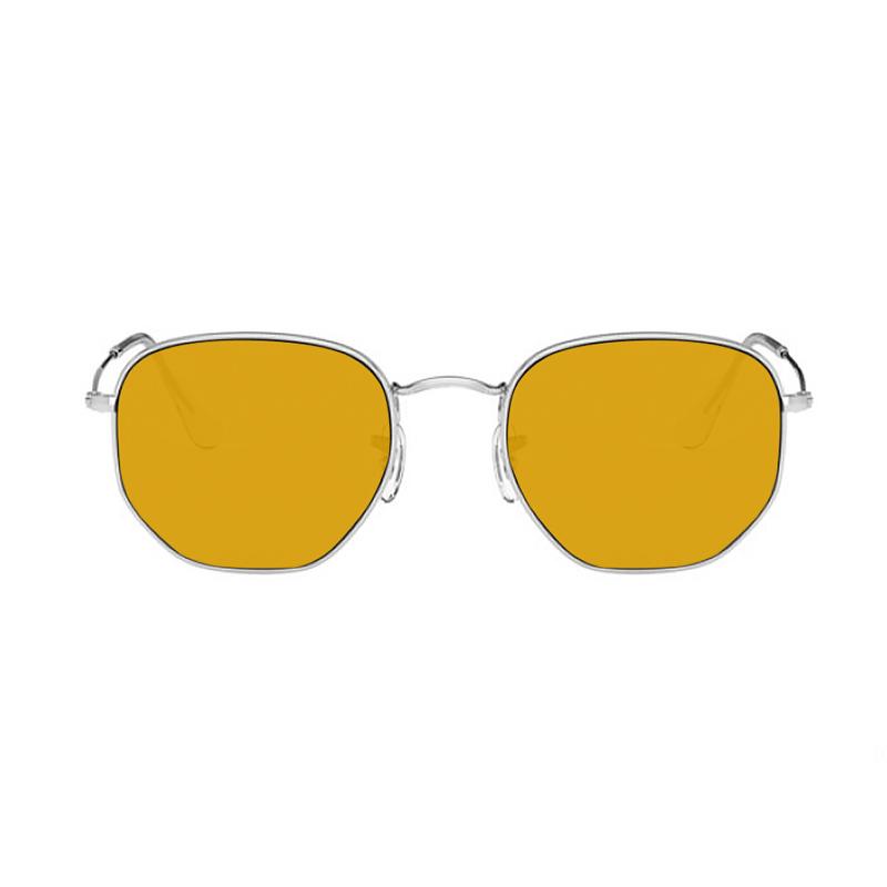 lentes-rayban-hexagonal-RB3548-orange-noturna-kingoflenses